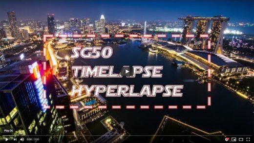 SG50 - Singapore Timelapse / Hyperlapse 2015